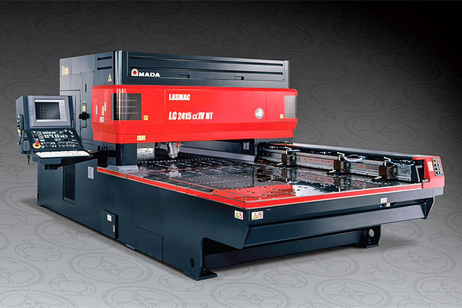 Industry-Leading, Production Laser System