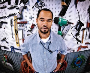 M.A.C.-Tech Founder Chester Gordon